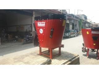 Yem karma makinası, 1 metreküp 12 büyükkbaş için tek karma