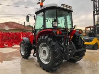 2015 model, Sıfır ayarında Massey Ferguson 4708 Satılık Traktör