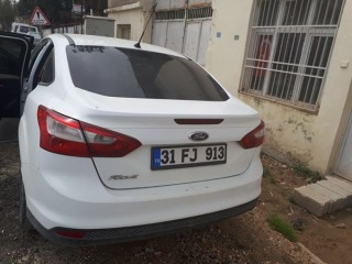 2012 Ford Focus Full Style Paket